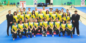 2015 World Championships Success for Australia!